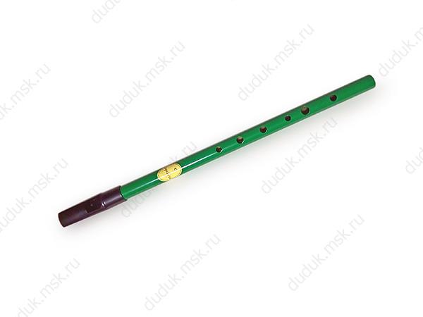 Вистл Feadog Brass D (зеленый)