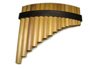 Пан-флейта Gibonus FP-15